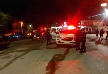 Civiles armados atacan a balazos a elementos de la Policía en Tamuín