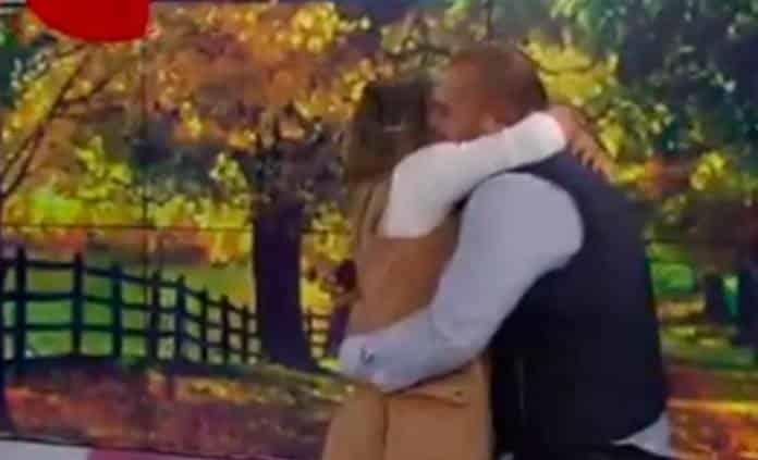 Conductora de Canal Once aclara polémica sobre propuesta matrimonial