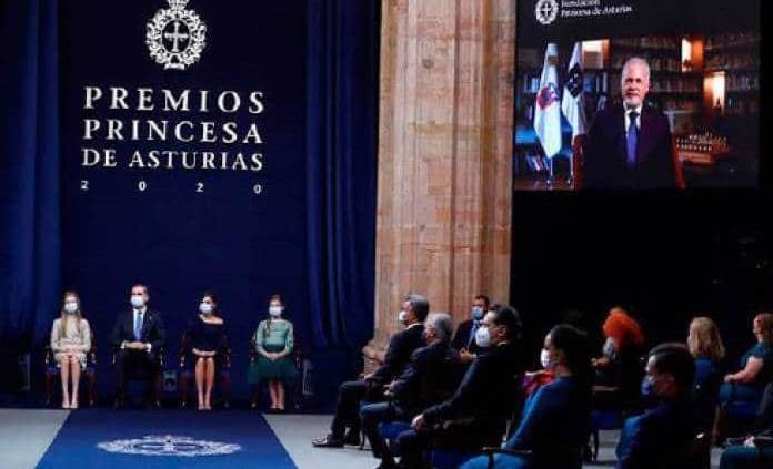 FIL recibe Premio Princesa de Asturias