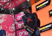 Gana Narváez su primera etapa en el Giro de Italia