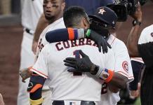 Jonrón de Correa da nueva vida a los Astros