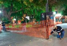 PC mantiene restricciones en plazas públicas