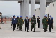 Es un fenómeno el avance de la construcción de nuevo aeropuerto, dice AMLO tras recorrido de supervisión