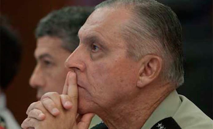 PRD exige conocer estado jurídico de Salvador Cienfuegos en México