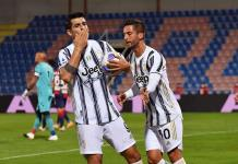 Un gol de Morata evita la derrota de un Juventus sin Cristiano