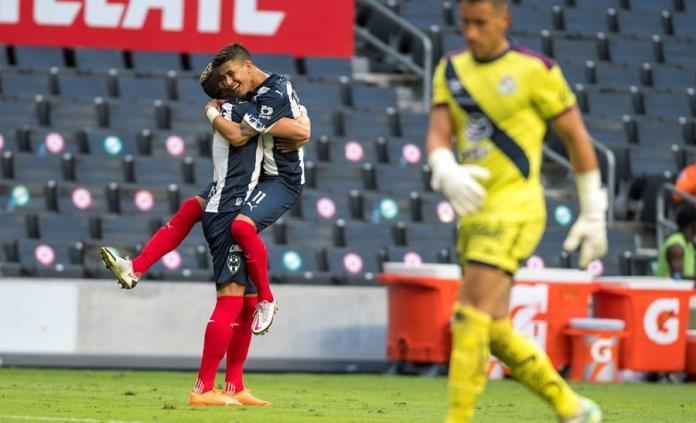 Puebla no ofrece resistencia y Monterrey lo golea 3-1