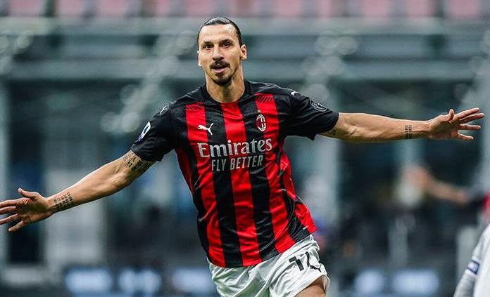 Ibrahimovic manda en el derbi de Milán