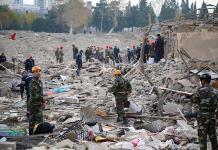 Acuerdan un cese al fuego en Azerbaiyán