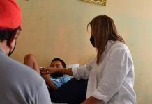 CRI ofrecerá terapias a pequeño amputado
