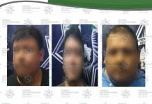 Caen tres presuntos extorsionadores; dispararon contra policías en Valles