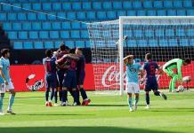 Luis Suárez relanza al Atlético de Madrid