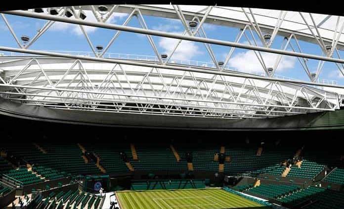 Wimbledon ya planea su regreso para 2021