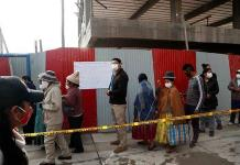Bolivia cierra votación y esperará para conocer al ganador