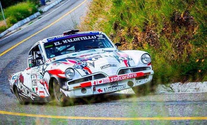 Domina Cordero en el arranque de la Panamericana