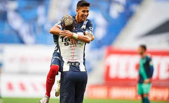 Puebla no ofrece resistencia y Rayados lo golea por 3-1