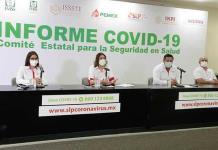Continúa el aumento de casos de Covid; hay otras 14 defunciones