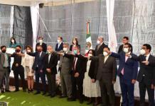 Toma de Protesta del Comité Ejecutivo 2020-2021del Colegio de Contadores Públicos de San Luis Potosí
