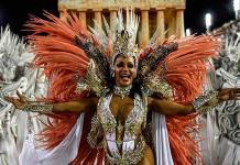 Río de Janeiro habilita eventos en escuelas de samba pese a que covid sigue sin control