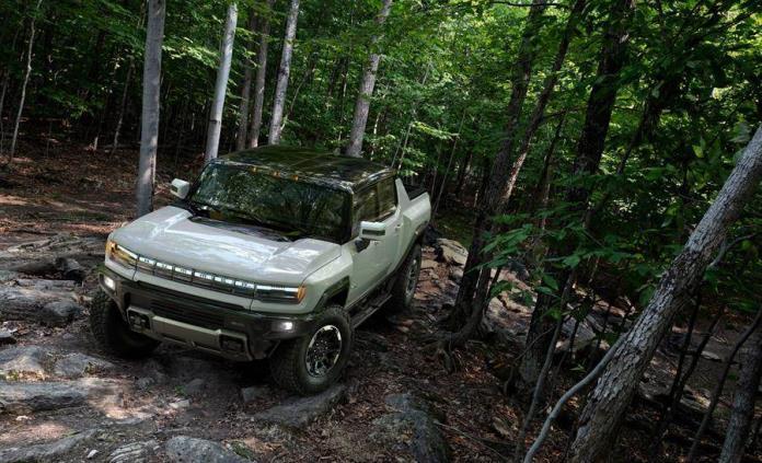 GM presenta el Hummer eléctrico con un precio de hasta 112 mil 595 dólares