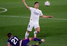 Luka Jovic regresa cedido al Eintracht de Fráncfort sin haber brillado en el Madrid