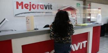Hacen pago anticipado acreditados de Infonavit