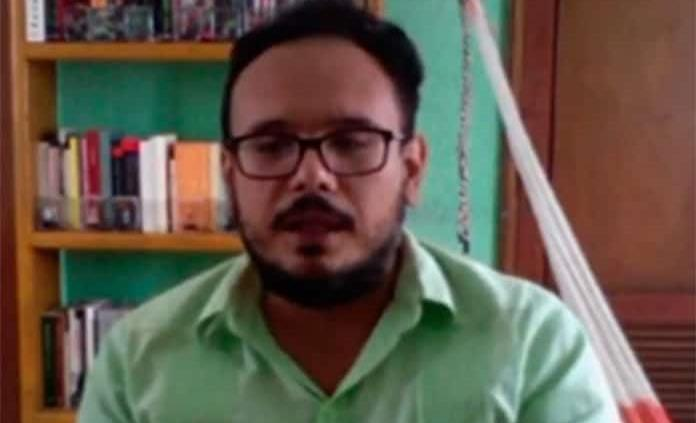 Poeta Marco Antonio Rodríguez gana Premio Ciudad y Naturaleza José Emilio Pacheco 2020