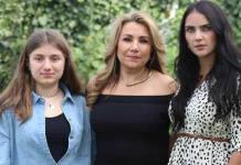 Claudia García de Rossel celebró otro año de vida