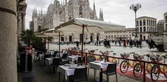 El frío golpea a restaurantes europeos afectados por virus