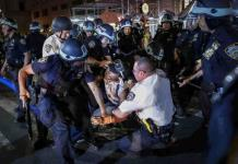 Fiscal general de Nueva York demanda a la Policía por su excesiva respuesta a protestas