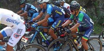 Santiago Ordóñez termina cuarto