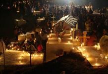 Festividad Indígena de Día de Muertos en SLP es Patrimonio Cultural desde 2013: Colsan