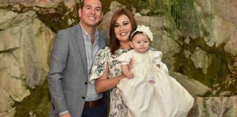 Regina Castillo Arredondo recibió el bautismo