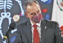 Gatell prevé que el repunte de Coronavirus dure hasta marzo de 2021