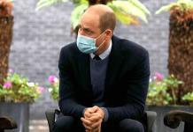 El príncipe William dio positivo a covid-19 en abril, según medio