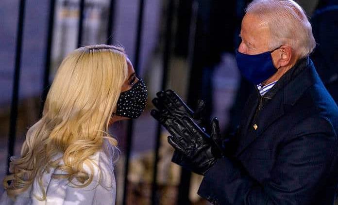Lady Gaga cantará el himno de EEUU en la ceremonia de investidura de Biden