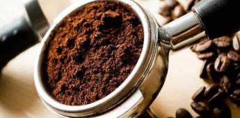 Aprovecha el residuo de café para hacer composta