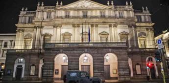 La Scala cancela estreno de temporada por casos de COVID