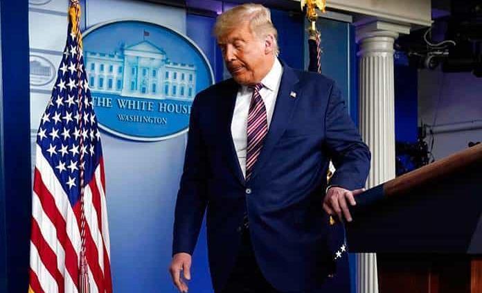Gané las elecciones; Trump insiste en que hubo fraude