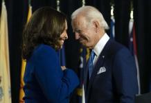 Trudeau y Johnson felicitan a Joe Biden y Kamala Harris por su victoria