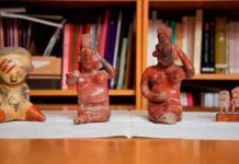 Australia devuelve a México 4 piezas prehispánicas compradas vía web