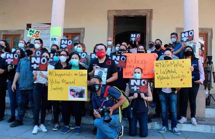 Periodistas exigen seguridad en Gto.