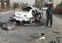 Bomba mata a un periodista en Afganistán