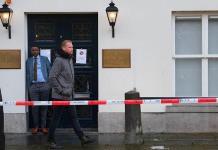 Balean la embajada saudí en Países Bajos; no hay heridos