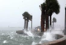 """""""Eta"""" se acerca a la Florida"""
