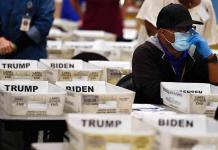 Autoridad electoral de Georgia le avisa a Trump que los números no mienten