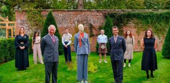 El príncipe Carlos y Yoox Net-a-Porter lanzan una colección de moda sostenible