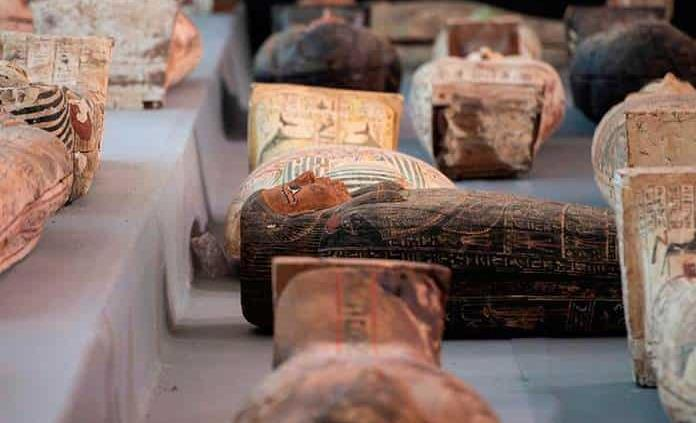 Nuevos hallazgos en necrópolis de Sakkara arrojan luz sobre el rey Teti