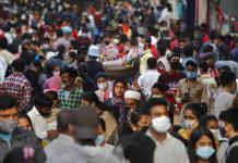El coronavirus sigue avanzando en Nueva Delhi