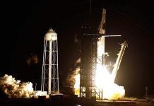 SpaceX envía 4 astronautas a la Estación Espacial