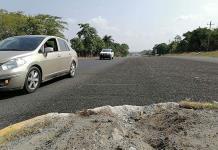 Tramo carretero reparado provoca ola de accidentes